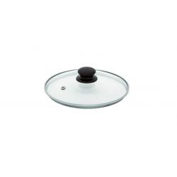 Domotti Pokrywa szklana z odpowietrznikiem 18 cm