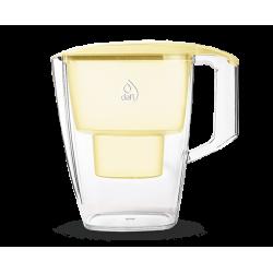 Dafi Dzbanek filtrujący Sintra 4,0 l, żółty