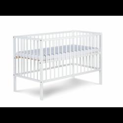 Łóżeczko dziecięce Radek X 120 x 60 cm, biały