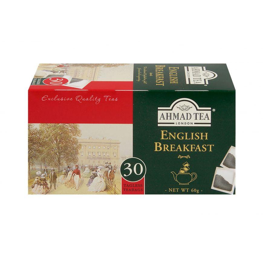 Ahmad Tea English Breakfast Herbata czarna 30 saszetek