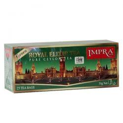 IMPRA Royal Elixir Green Herbata zielona 25 saszetek