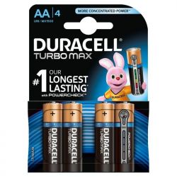 Baterie Duracell Turbo max AA