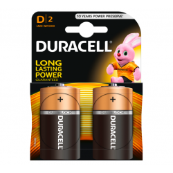 Baterie Duracell Long Lasting Power D