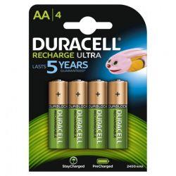 Akumulatorki Duracell Recharge Ultra AA
