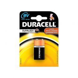 Bateria Duracell Duralock 9V