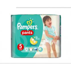 Pampers Pants Pieluchomajtki 5 Junior 12-14 kg, 22 szt.