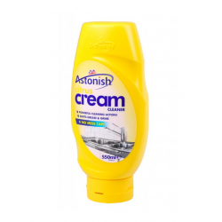 Astonish Cream Cleaner Citrus Mleczko do czyszczenia 550 ml