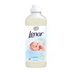 Lenor Gentle Touch Płyn do płukania tkanin 930 ml
