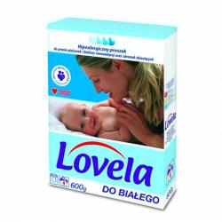 Lovela Proszek do prania białych tkanin 600g