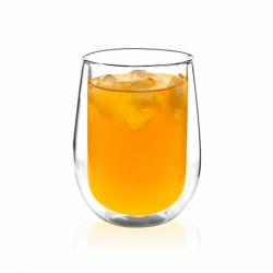 Vialli Design Szklanka z podwójną ścianką Amo 400 ml