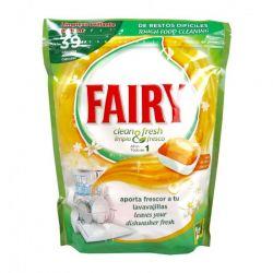 Fairy All in One Kapsułki do zmywarki 39 szt.