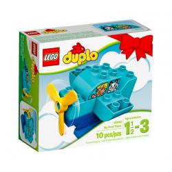 LEGO® DUPLO®: Mój pierwszy samolot, 10849, el. 10, 1,5-5 lat