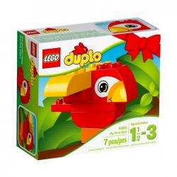 LEGO® DUPLO: Moja pierwsza papuga, 10852, el. 7, 1,5-3 lat