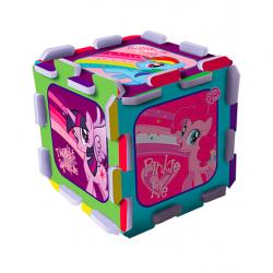 Trefl Puzzle piankowe My Little Pony 8 szt.