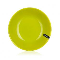 Banquet Talerz głęboki Madeira 21 cm, zielony