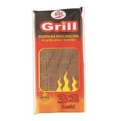 Albi Grill rozpałka ekologiczna do grilla, pieca i kominka
