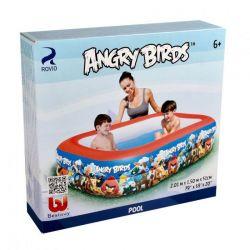 Bestway Ravio Basen Angry Birds 2,01 m x 1,50 m x 51 cm
