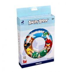 Bestway Kółko do pływania Angry Birds Ø 91 cm, Ø 36''