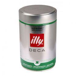 Illy Deca Kawa mielona, bezkofeinowa 250 g