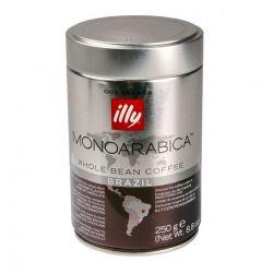 Illy Monoarabica Brazylia Kawa ziarnista 250 g