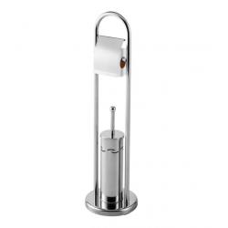 BISK Stojak łazienkowy WC Basic II