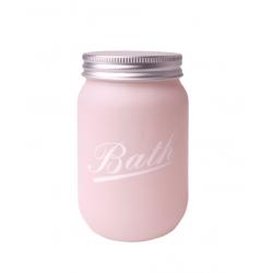 Uniglob Pojemnik kosmetyczny BATH perłowy
