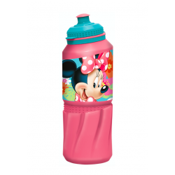 Banquet Bidon Minnie, różowy 530 ml