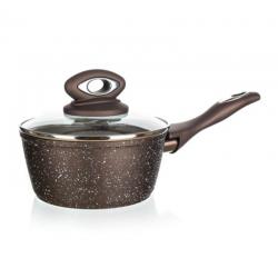 Banquet Rondel GRANITE, brązowy, Ø 16 cm, 1,25 l