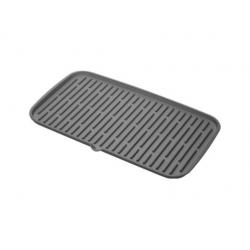 Tescoma Ociekacz silikonowy Clean Kit 42 cm x 24 cm, szary