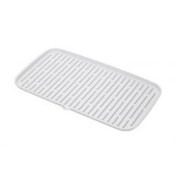 Tescoma Ociekacz silikonowy Clean Kit, 42 cm x 24 cm, biały