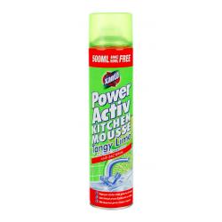 Xanto Power Anti-Bacterial Pianka do czyszczenia kuchni 500 ml