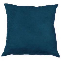 Uniglob Splendid Poduszka dekoracyjna Victor, 45 x 45 cm, niebieski