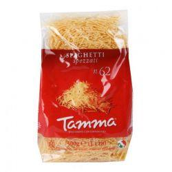 Tamma Makaron Spaghetti Spezzati nr 62, pikantny, 500 g