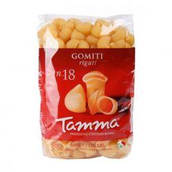 Tomma Makaron Gomiti rigati nr 18, 500 g