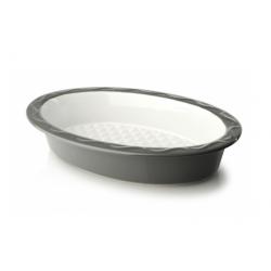 Naczynie ceramiczne owalne GISELE