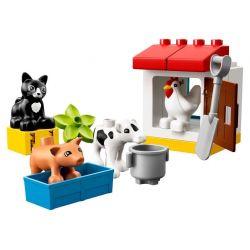 LEGO® DUPLO Zwierzątka Hodowlane 10870, el. 16, 2-5 lat