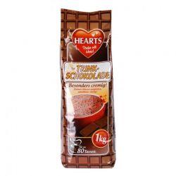 Kawa Hearts Cappucino Trink Chocolate 1kg