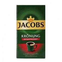 Jacobs Kronung Kawa mielona, bezkofeinowa 500g