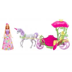 Barbie Karoca Krainy Słodkości z lalką