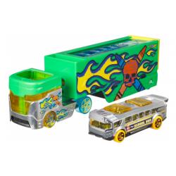 Hot Wheels Ciężarówka z samochodem Pencil Pusher