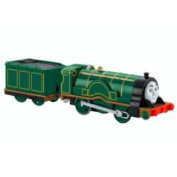 Tomek i Przyjaciele Lokomotywa Emily lokomotywa z wagonikiem