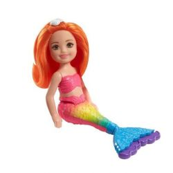 Barbie Lalka Syrenka Dreamtopia, od 3 lat
