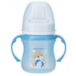 Canpol babies EasyStart Kubek treningowy 120 ml Sweet fun, od 6 miesięcy