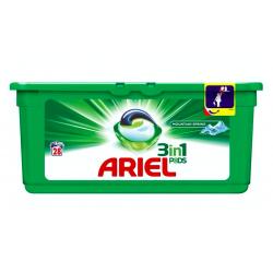 Ariel 3in1 pods Mountain Spring Kapsułki do prania, 28 szt.