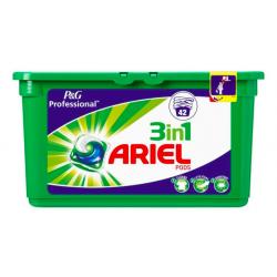 Ariel 3in1 Regular Kapsułki do prania, 42 szt.