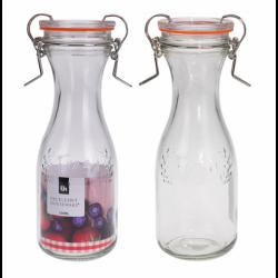 Szklany słoik z pokrywą 550 ml