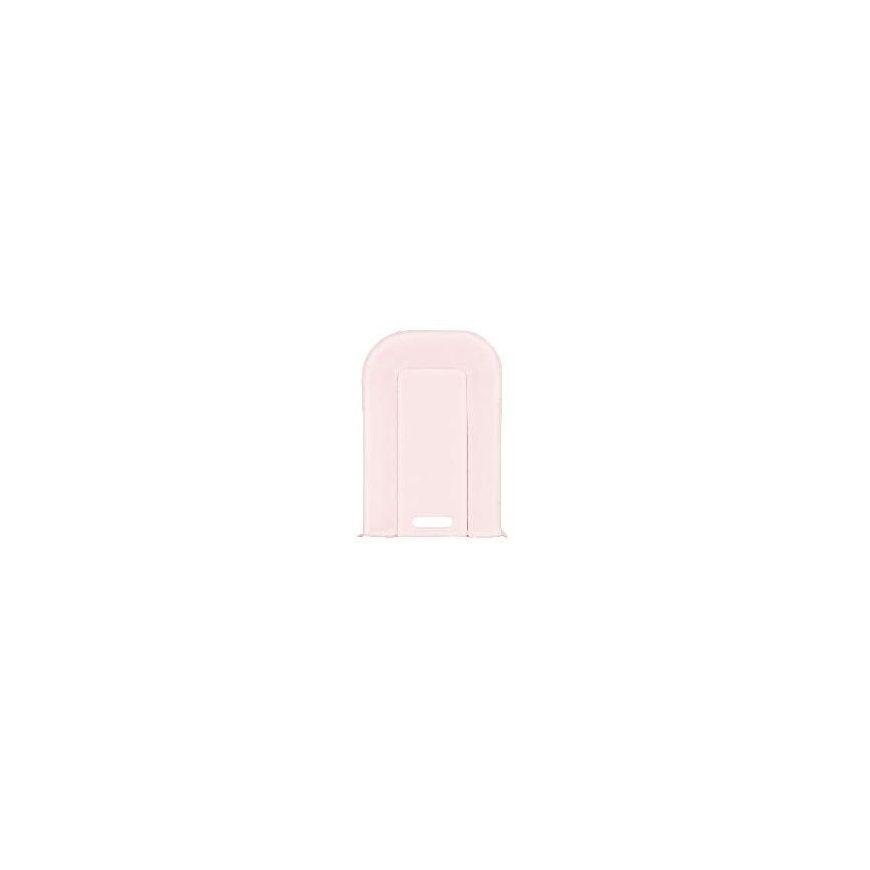 9f24fabdc98a35 Przewijak krótki z uchwytem pastelowy różowy Ceba baby