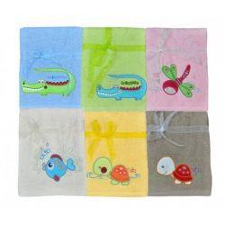 Koala Baby Ręcznik Kąpielowy 70/140 Narcyz
