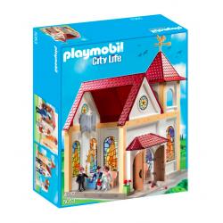 Playmobil® City Life Romantyczny ślub w kościele 5053
