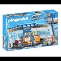Playmobil® City Action Lotnisko z wieżą kontrolną 5338